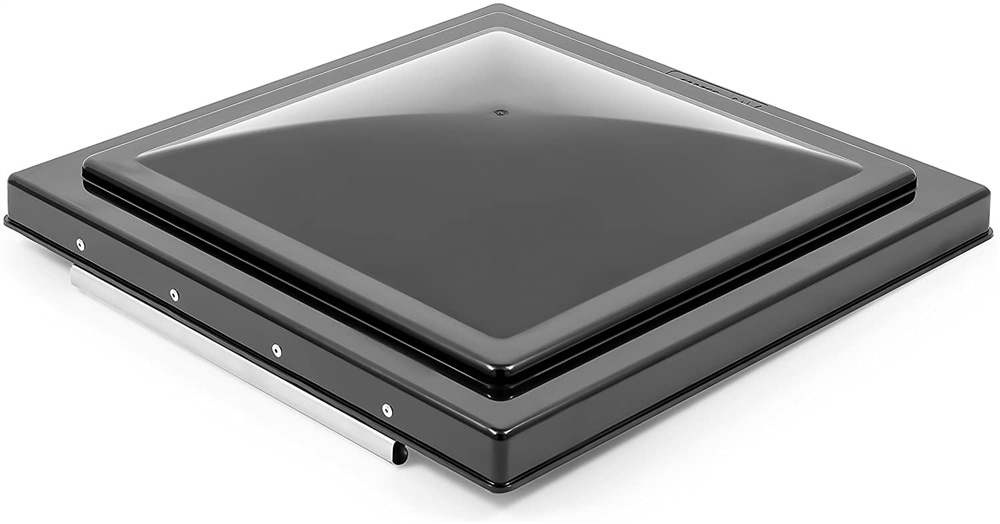 Camco 40178 Replacement Vent Lid For Ventline Pre 2008 Elixir After 1994 Black Polycarbonate
