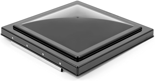 Camco 40178 Replacement Vent Lid for Ventline Pre 2008 and Elixir After 1994 - Black Polycarbonate