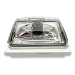 Heng's Zephyr Hi-Performance Powered Roof Vent - Clear
