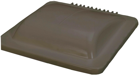 Maxxair UNIMAXX RV Roof Vent Lid - Smoke