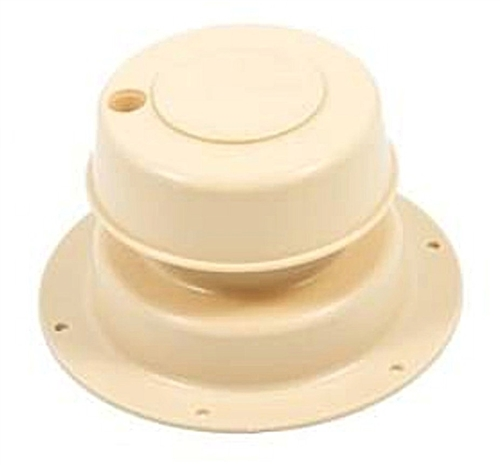 Camco 40132 Plumbing Vent Cap- Colonial White