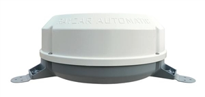 Winegard Rayzar Automatic Amplified HD TV Antenna - White
