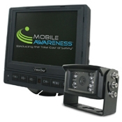 "VisionStat MA-BCKS-5.6-1I Single Camera System with 5.6"" Wired Monitor"
