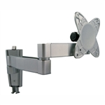 Jensen Flat Panel LCD TV Wall Mount W/Double Swing Arm