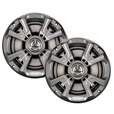"Jensen 6.5"" Coaxial Waterproof Speakers"
