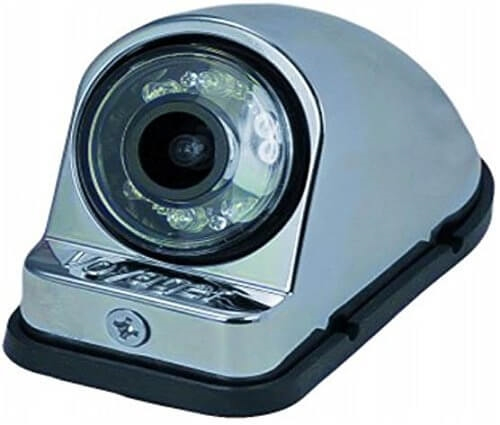 Voyager VCMS50RCM Right Side Backup Camera - Chrome