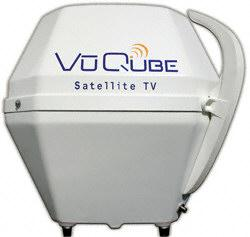 King-Dome VuQube Satellite