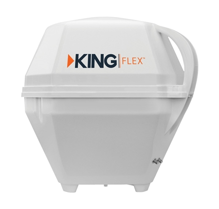 King Controls Vq2100 Vuqube Flex Portable Antenna