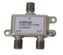 Prime Products 08-8012 Coaxial Splitter
