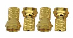 Prime Products 08-8013 Coaxial F Connector