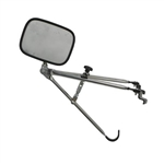 CIPA 11750 Fender Mount Towing Mirror