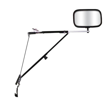 CIPA 11650 Deluxe Door Mount Mirror