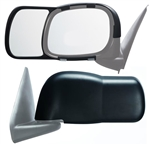 K-Source 80700 Snap & Zap Exterior Towing Mirrors For 2002-09 Dodge Ram Pickup