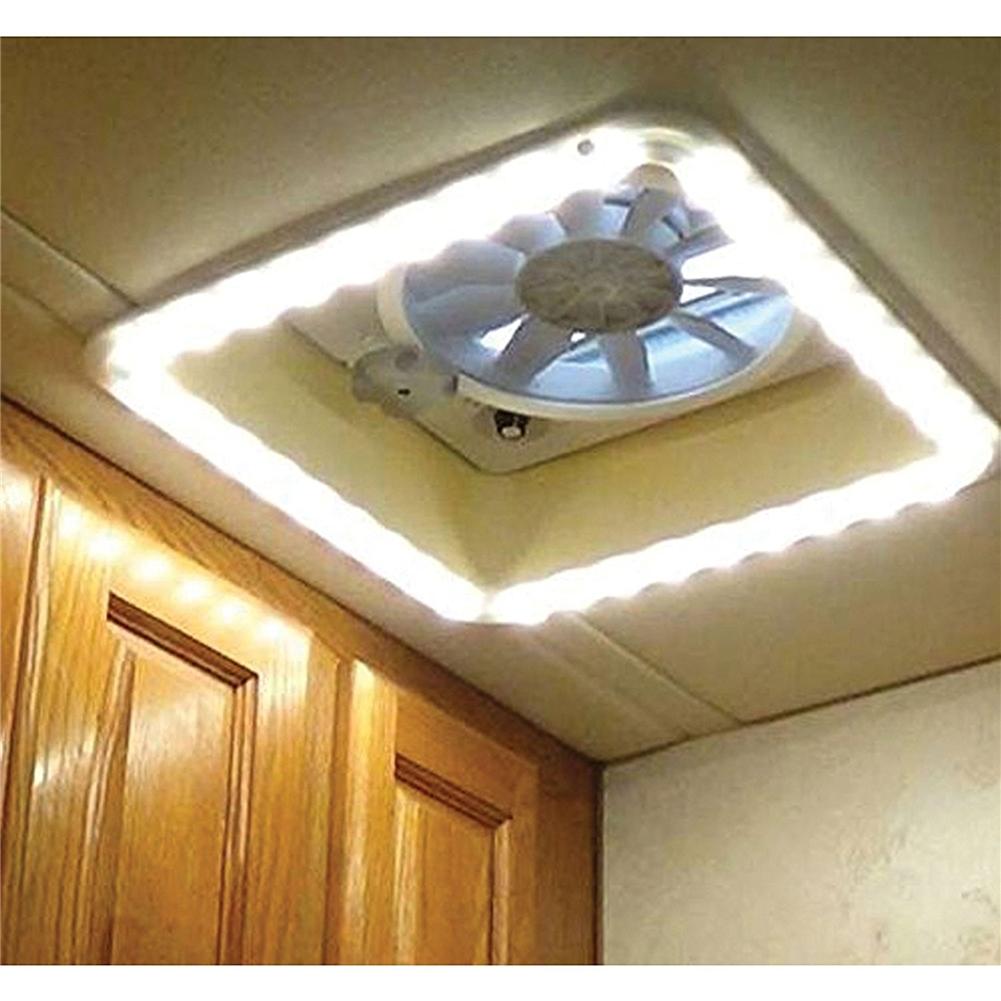 Hengs hg lr c ww aft rv chandelier led roof vent clear trim light hengs arubaitofo Images