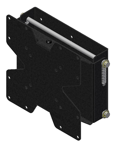 MORryde TV10-S-35H Snap-In TV Swivel Mount