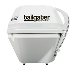 King Vq2500 Tailgater Automatic Portable Satellite Antenna