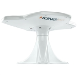 King OA8400 Jack Directional Over-The-Air Antenna With Mount - White
