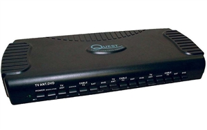 Quest Qs53d Video Control Center With Dvd Loop