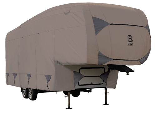 Classic Accessories 80-494-202401-RT Encompass Cover For 41-44' Fifth Wheels - XT Model 7