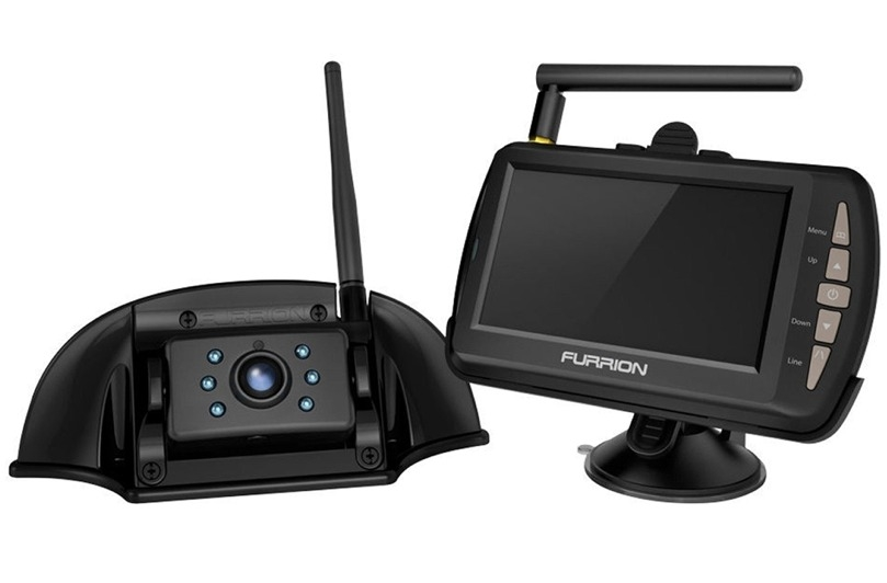 Furrion Fos48tapk Bl Vision 2 Wireless Rv Back Up System