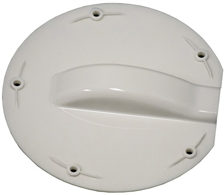 King CE2000 Coax Cable Roof Entry Cover Plate