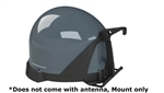 KING MB500 Portable Antenna Window Mount for KING Tailgater & Quest
