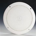"PQN Enterprises ECO60-4W Waterproof RV 6"" Speaker - White"