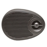 PQN Enterprises SPA22-4BK Compact Waterproof Speaker - Black - 2 Pack