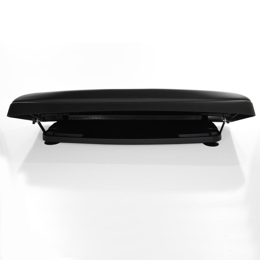 Icon 01217 Aeroshield 56 Quot X 22 Quot Wind Deflector Black