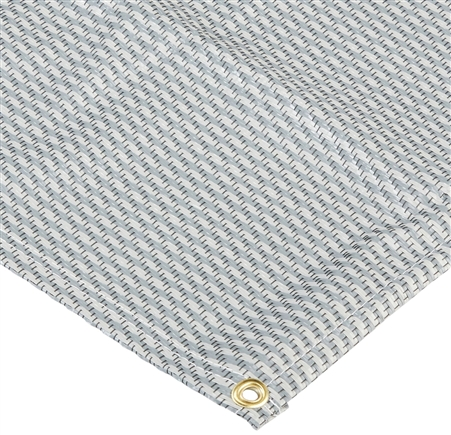 Carefree 182071 Dura-Mat RV Patio Mat - Gray - 20' x 8'