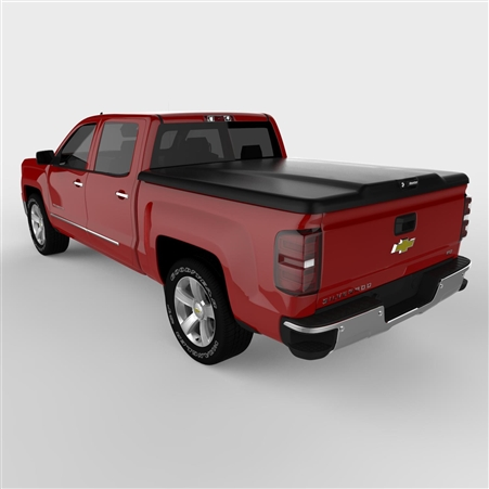 UnderCover UC2138 Elite Tonneau Hinged Truck Cover - '09-'14 Ford F-150