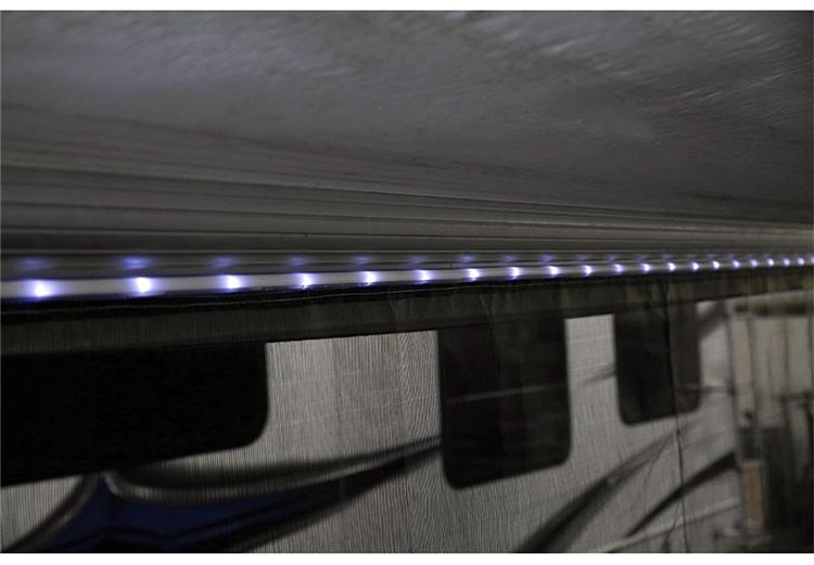 Valterra A30 0750 15 Rv Awning Drape With Solar Rope Lights