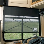 Carefree 12040ZA36R-RP Maxi SideVisor - Right Pull Cord - 40""