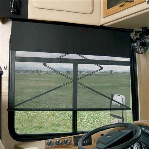 "Carefree 12043ZA36R-RP Right Pull Cord 43"" Maxi SideVisor"