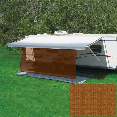 Carefree Of Colorado Brown 6' X 17' SunBlocker