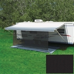 Carefree Of Colorado Black 6' X 15' RV SunBlocker