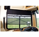 "YR043ZD36L-RP 43"" Power SideVisor Window Shade - Left Side"