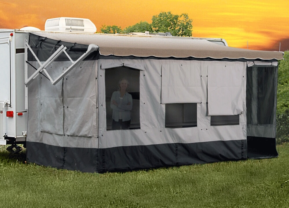 com screen retractable mesh motorhome tarp complete net amazon shelter sideblocker dp sun kits canopy drop awning shade black tentproinc rv trailer side