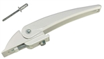 Carefree Of Colorado 901015W White Awning Height Adjust Handle