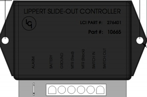 Lippert 276401 Slide-Out Controller