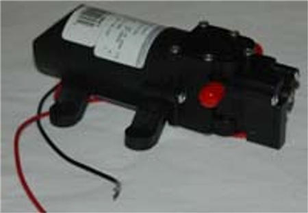 On-Demand 12-Volt Pump