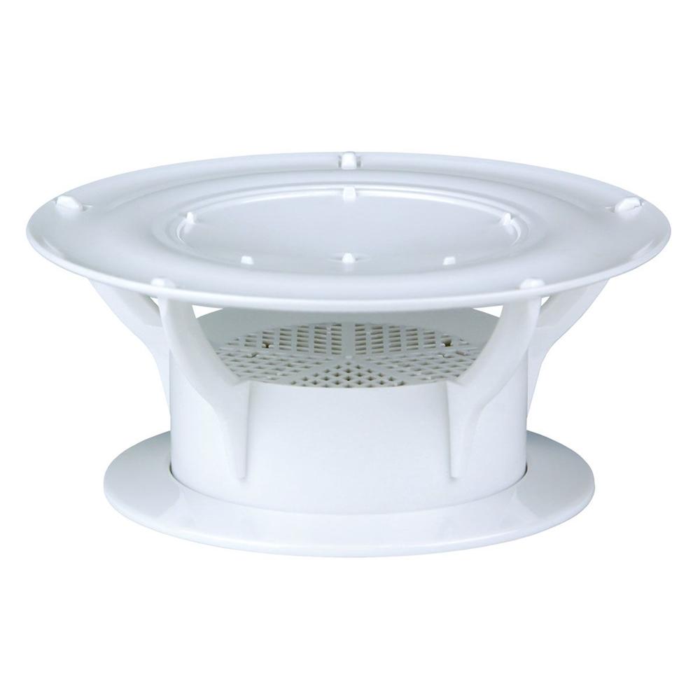Lippert 389381 360 Siphon Rv Roof Vent White