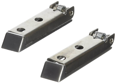 RV Designer E215 Stainless Steel Baggage Door Catch 2 Pack