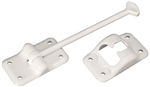RV Designer E239 Entry Door Holder, White, 10""