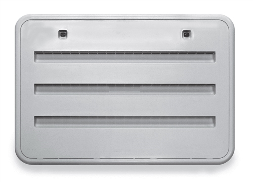Norcold 621156BW White Refrigerator Service Vent Door