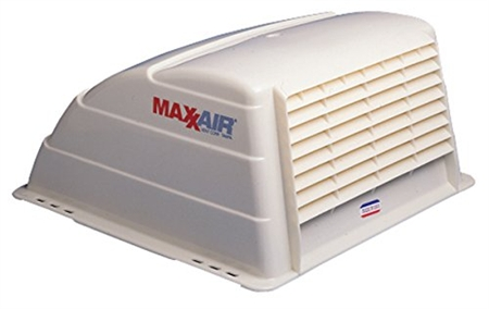 Maxxair Vent Co. 00-933068 Shell White Vent Cover