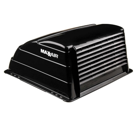 MaxxAir 00-933069 RV Roof Vent Cover - Black
