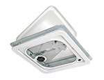 VentLine V2092-501-00 Polar White Non-Powered Vent Without Garnish