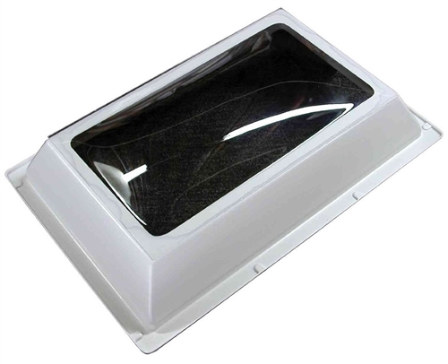 "Specialty Recreation N1830D Inner Garnish RV Skylight 18"" x 30"" - White"