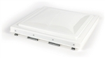 Camco 40154 Replacement Vent Lid For Pre 1994 Jensen With Pin Hinge - White Polypropylene